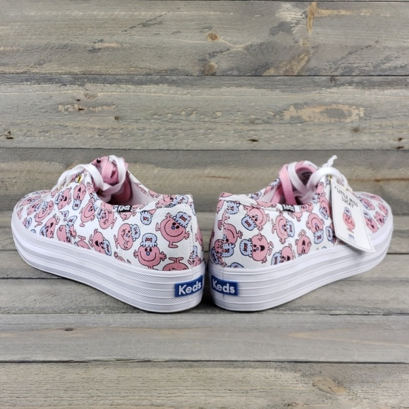NWT KEDS WOMEN/'S LITTLE MISS LUCKY TENNIS SHOES GYM SHOES SIZES 7.5 OR  8
